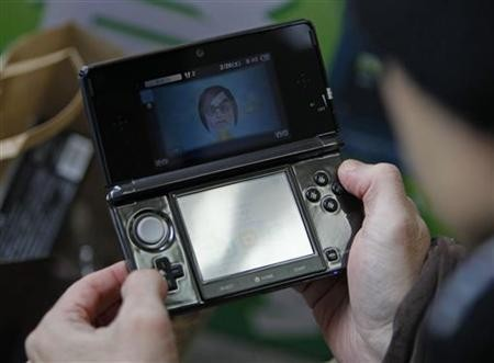 3DS patent infringement Nintendo