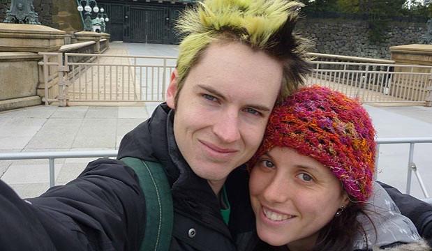 Brendan McMonigal and  Christie Nelan