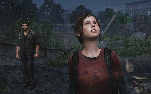 the last of us hands on