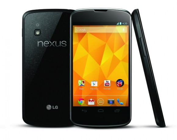 Google Nexus 4 by LG