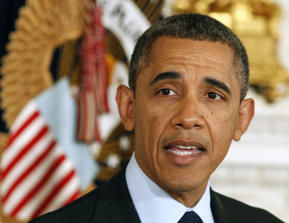 File photo of U.S. President Obama in Washington
