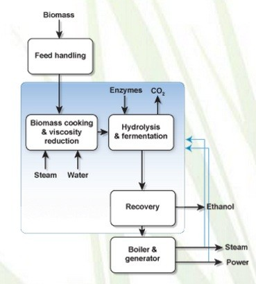 Figure 2. Proesa Process (Source: Beta Renewables)