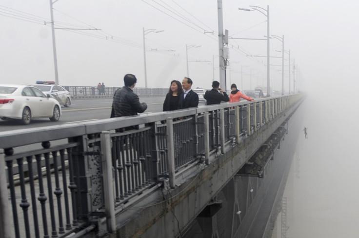 Yangtze suicide lovers