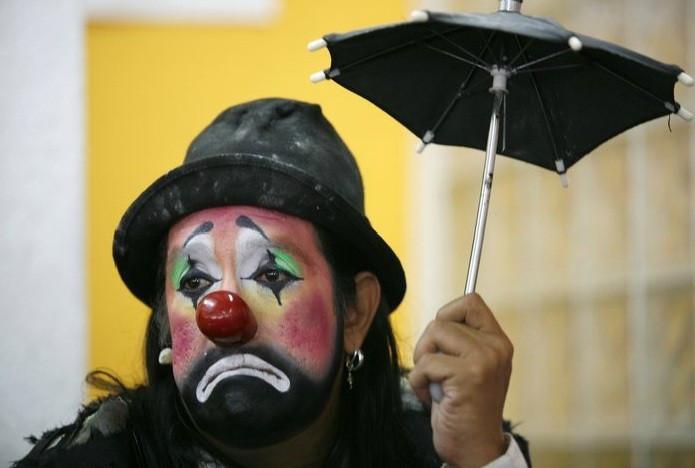 Circus Clowns: Please Don't Compare us to Silvio Berlusconi