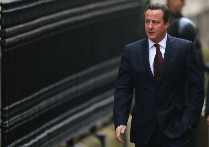 Cameron left red-faced by UKIP in Eastleigh
