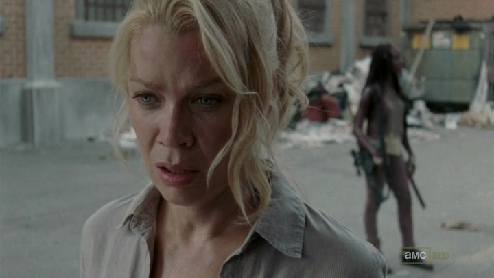 The Walking Dead Season 3 Episode 11 Review I Ain T A Judas