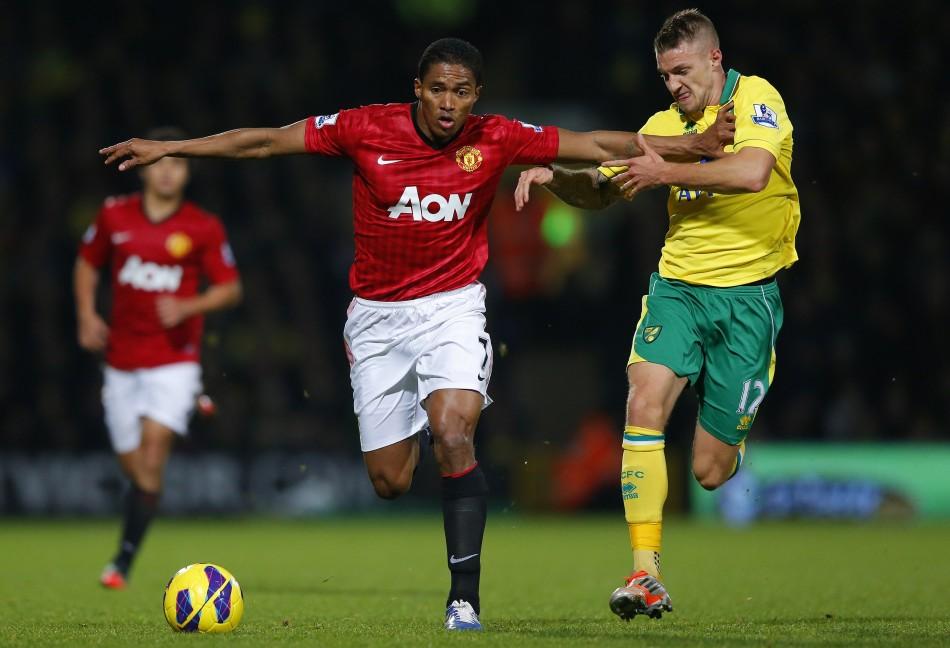 Norwich City v Manchester United