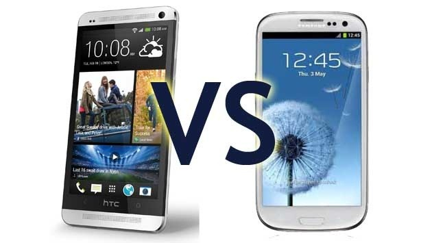 HTC One Vs Samsung Galaxy S3: Battle of Quad-Core Giants