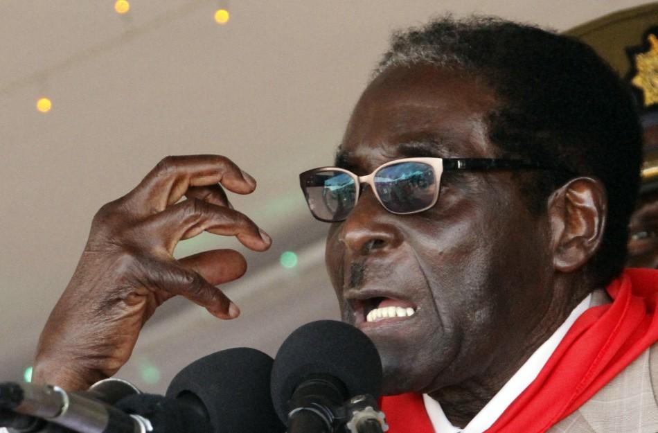 Zimbabwe election