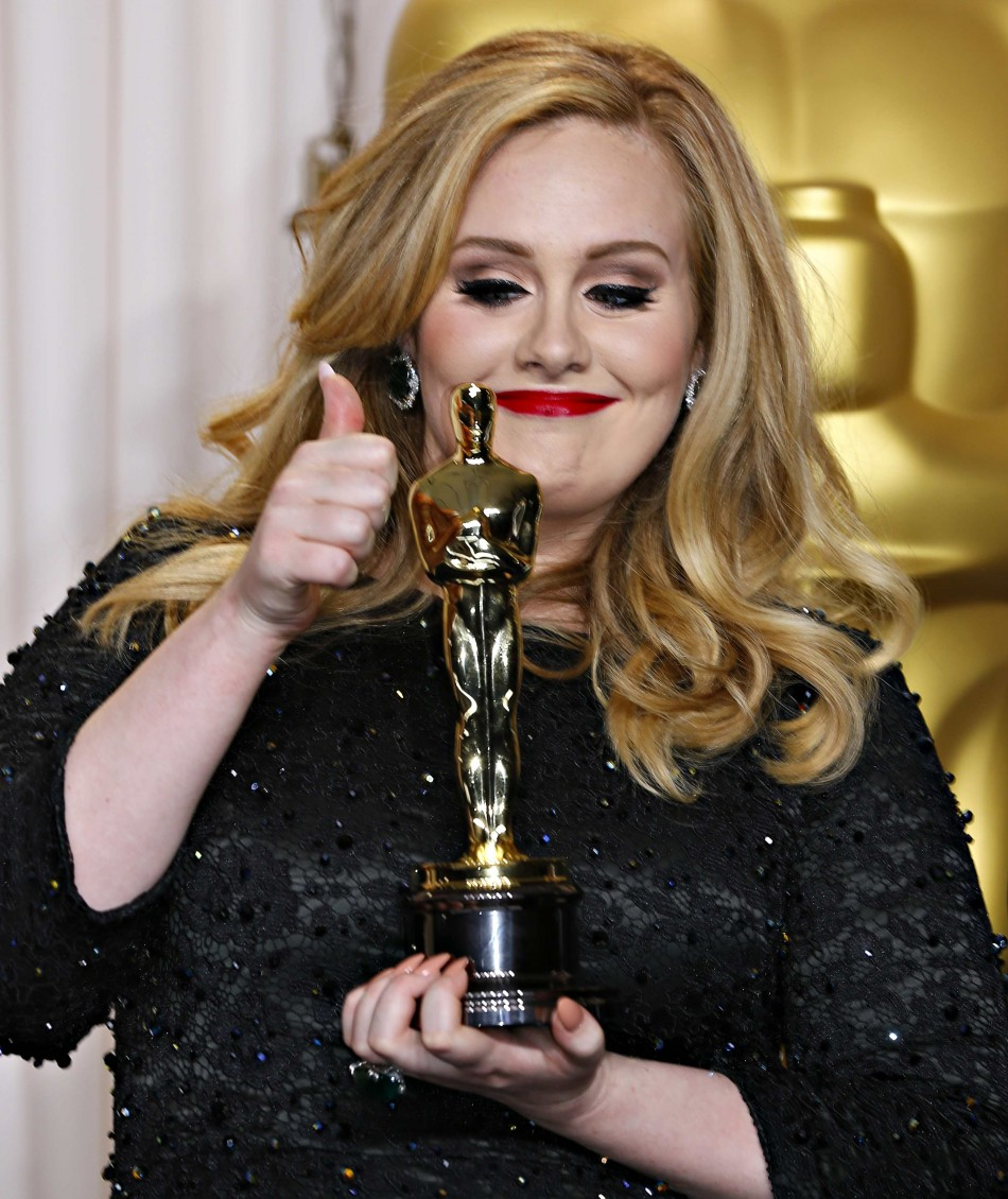 James Bond Again for Adele
