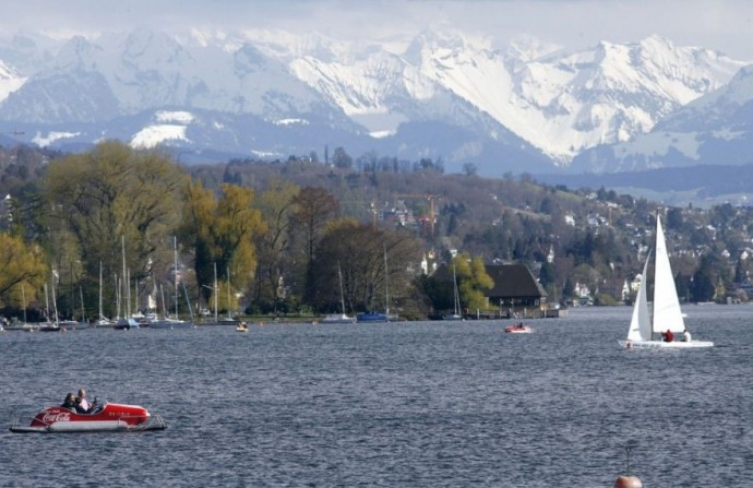 1. Zurich, Switzerland