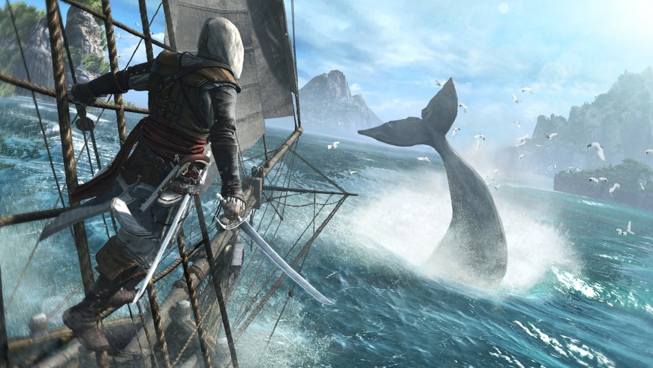 Assassin's Creed 4 details