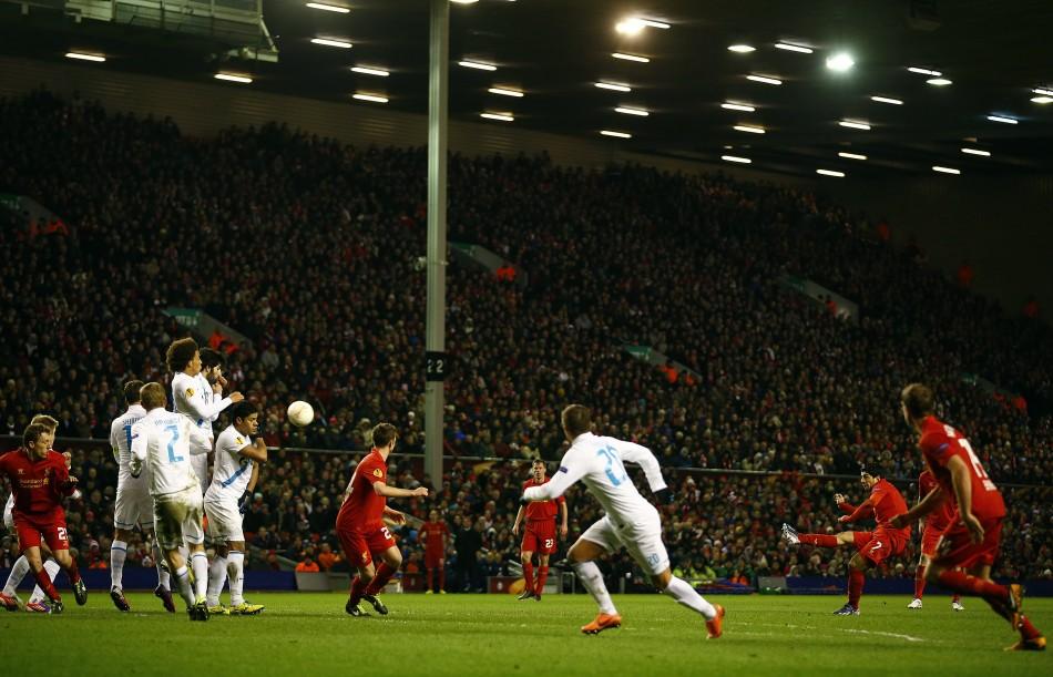 Liverpool FC Announces Losses