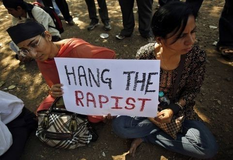 girl raped and murdered Chandrapur