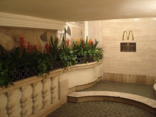 Rome McDonald's