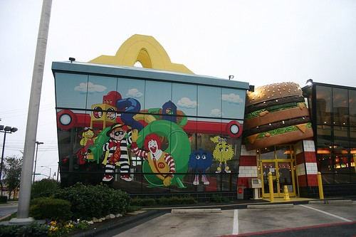 Dallas Texas McDonald's