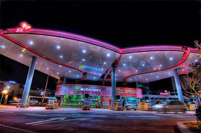 McDonalds Ulsan, South Korea