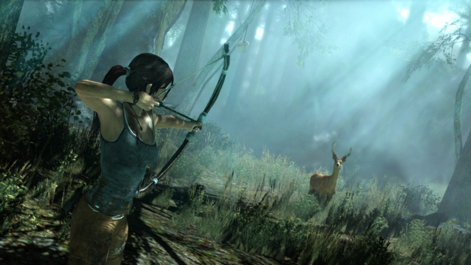Tomb Raider review Lara Croft