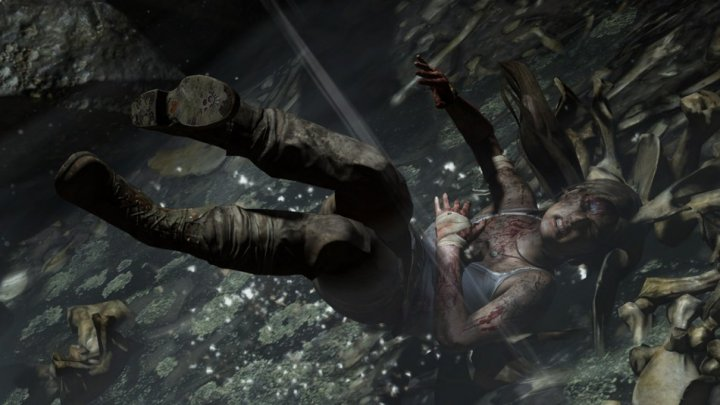 Tomb Raider review 2013 crystal dynamics