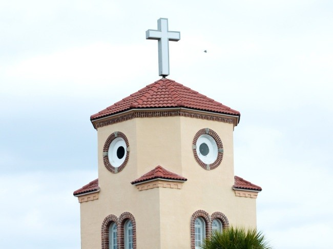 Angry Birds Church