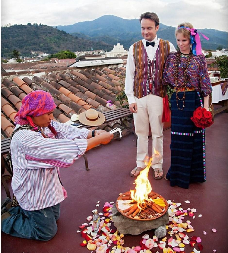 Guatamala wedding