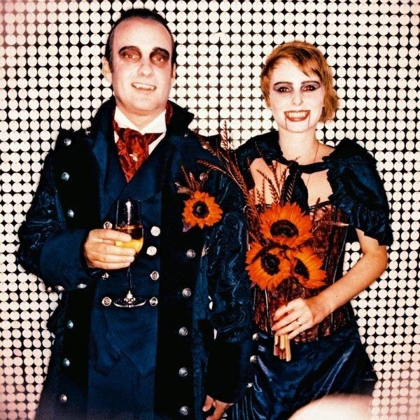 Vampire wedding