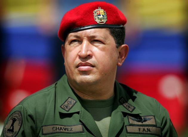 Venezuela Hugo Chavez
