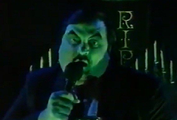 Ghoulish: Paul Bearer