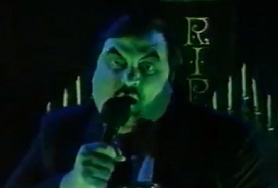 Ghoulish: Paul Bearer