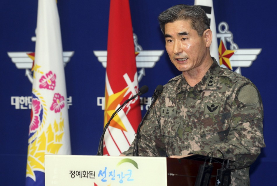South Korea, North Korea tension
