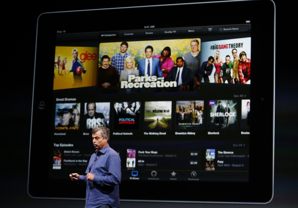 Eddy Cue talks iTunes 10