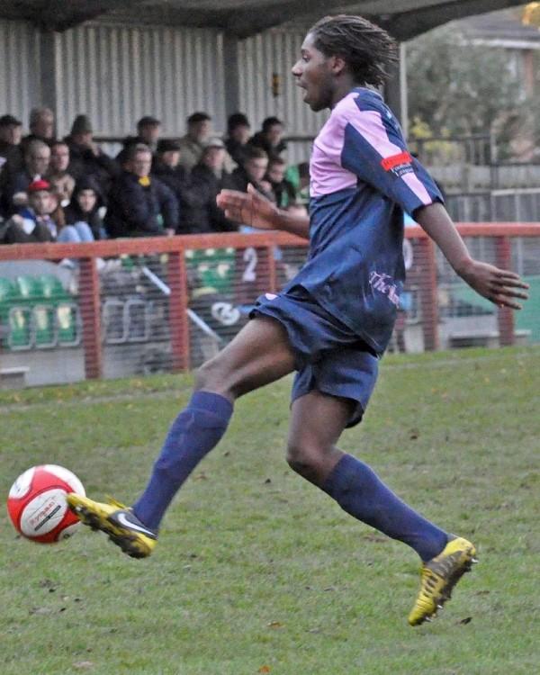 Daniel Carr (Source - Dulwich Hamlet FC)