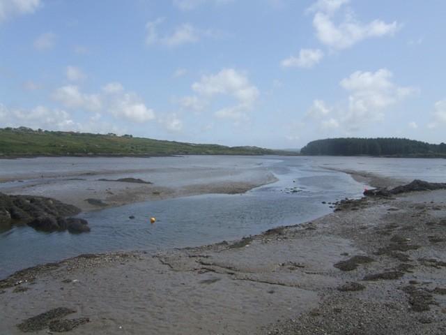 Outer estuary - Ballydehob