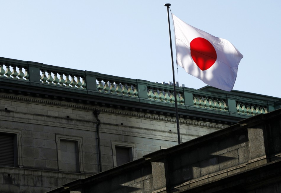 Bank of Japan policy meet
