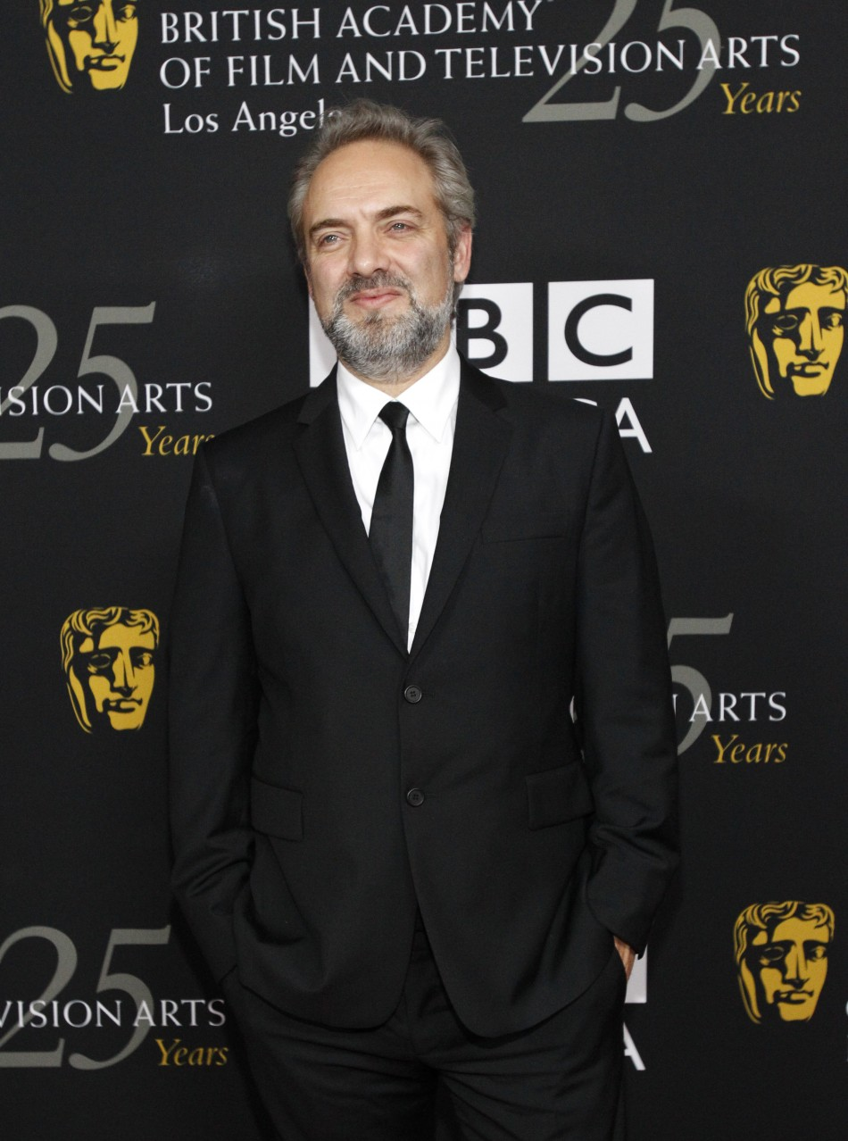Skyfall director Sam Mendes