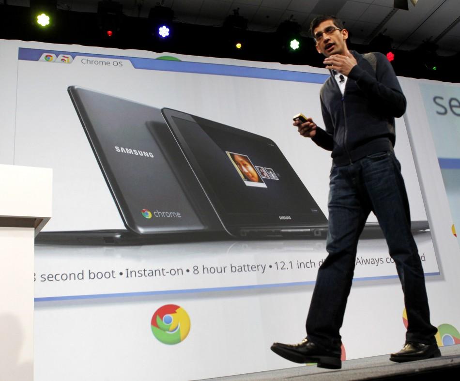 Google Chrome OS Pwnium