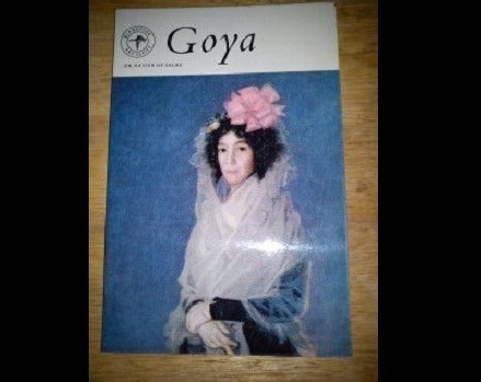 Goya by Dr Xavier de Salas