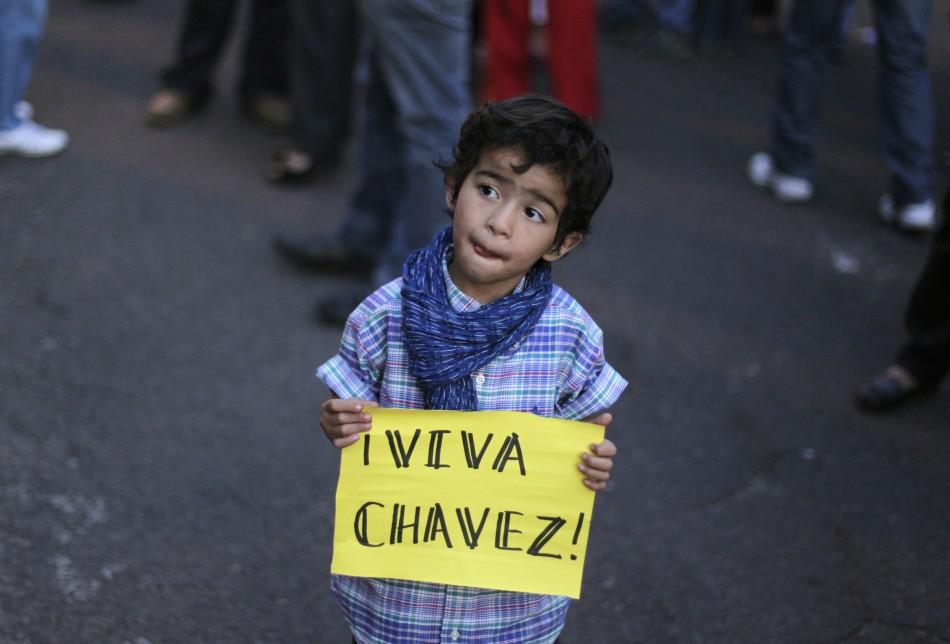Hugo Chavez Funeral