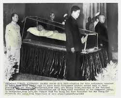 Ho Chi Minh body