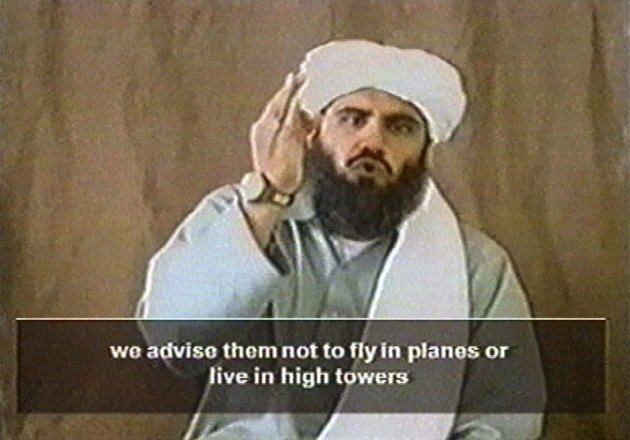 Osama Bin Laden's spokesperon