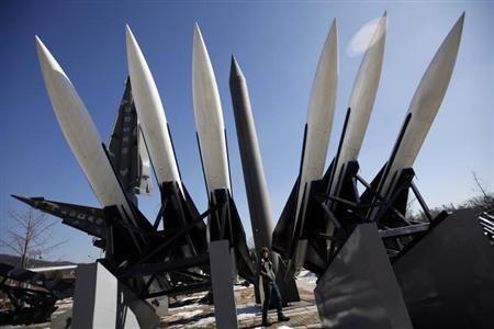 North Korea, South Korea tensions