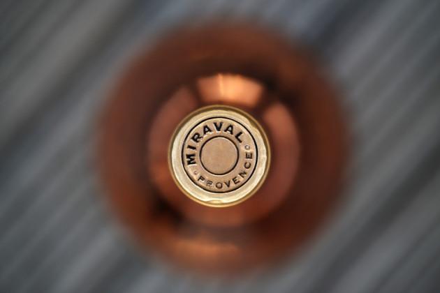 Miraval Cote de Provence rose wine