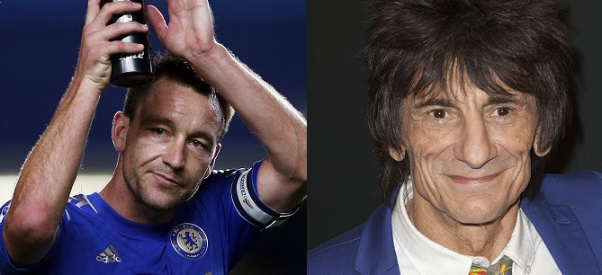 Alan Tierney admitted leaking information about John Terry's mum and Ronnie Wood after their arrest (Reuters)
