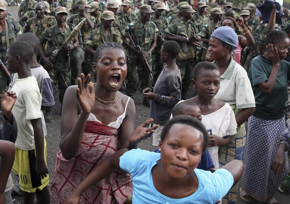 UN DR Congo Mass rapes