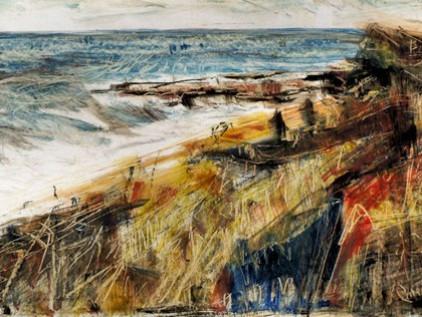 Landscape by Arthur Inajian