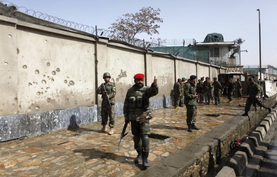 Afghan Hagel blast