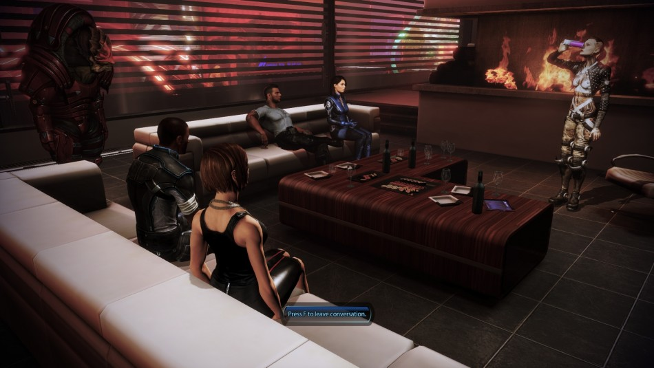 Mass Effect 3 Finale: Citadel DLC Bids Farewell to Commander Shepard [SPOILERS and VIDEOS]