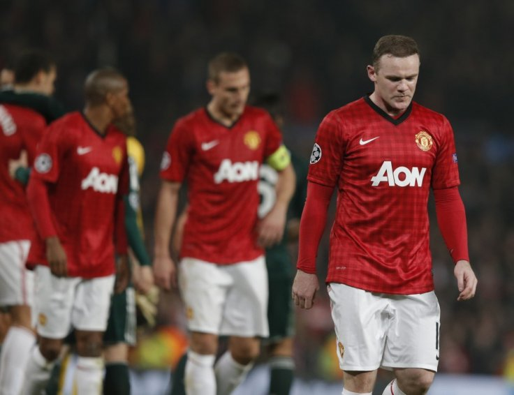 Wayne Rooney is set to return to the Man United line-up