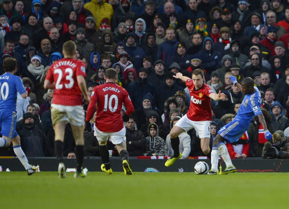 Manchester United v Chelsea FA Cup