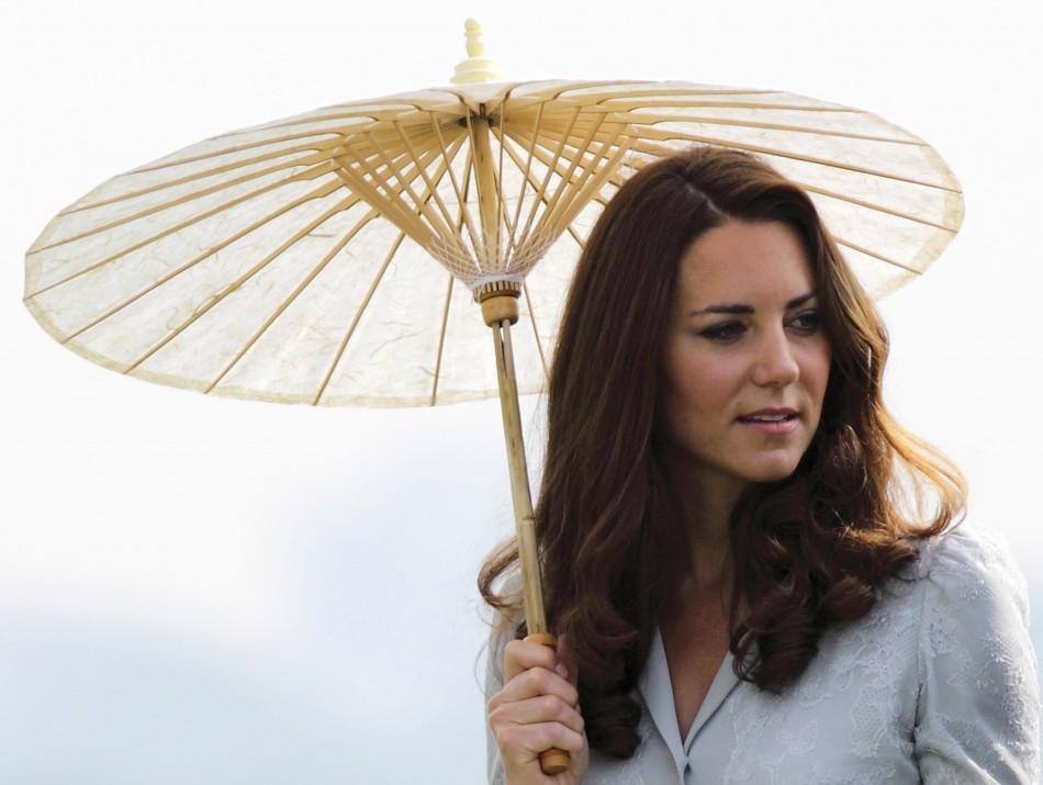 Kate Middleton Criticised by Sandi Toksvig